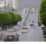 فيضانات في الكويت