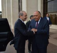 مصر والاردن والقضية الفلسطينية