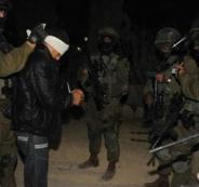 اعتاقال عمال فلسطينيين قرب برطعة