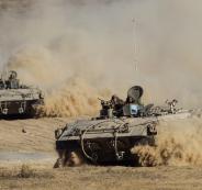 استهداف مرصد للمقاومة في غزة