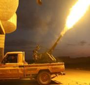 مقتل مدنيين سوريين في قصف روسي على ادلب