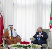قطر والجزائر