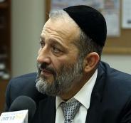 التحقيق مع وزير الداخلية الاسرائيلي