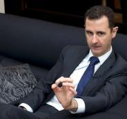 بشار الاسد والعملية التركية في سوريا