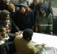 شهداء واصابات بانهيار نفق مع مصر