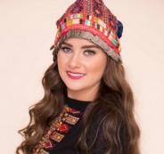 نتالي رنتيسي.. من ملكة جمال فلسطين إلى مذيعة في التلفزيون الرسمي