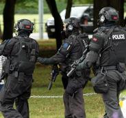 هجوم ارهابي على مسجدين في نيوزيلندا