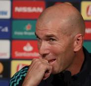 اقالة زيدان من تدريب ريال مدريد