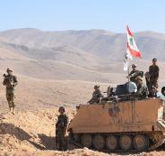 الرئيس اللبناني يعلن الانتصار على