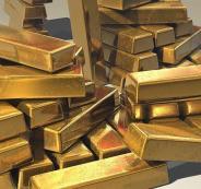 أسعار الذهب ترتفع بالتزامن مع هبوط الدولار