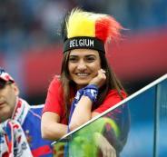 البلجيك يضطرون إلى سماع أغنية المنتخب الفرنسي