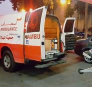مصرع طفلة فلسطينية 4 سنوات بحادث دهس