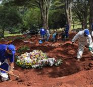 وفيات البرازيل جراء كورونا