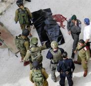 الشهداء الفلسطينيين في الضفة الغربية وقطاع غزة