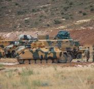 تركيا والاكراد في سوريا