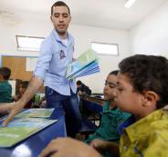 قطر تعلن عن رغبتها استقدام معلمين وإداريين فلسطينيين العام المقبل