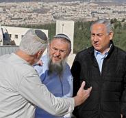 المستوطنون واسرائيل ونتنياهو