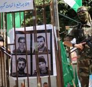 صفقة تبادل معتقلين بين حماس واسرائيل