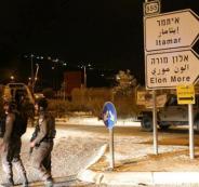 هجمات للمستوطنين في حوارة