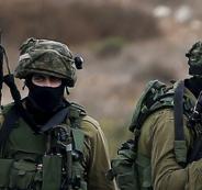 اطلاق النار على فتاة فلسطينية شرق رام الله