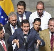 غوايدو والتدخل العسكري الامريكي في فنزويلا