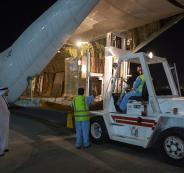 مساعدات اماراتية للاردن