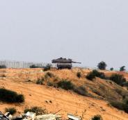 توغل اسرائيلي في غزة