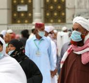 السعودية واصابات كورونا