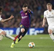 ريال مدريد ومواجهة برشلونة