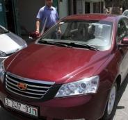 سيارات صينية في غزة