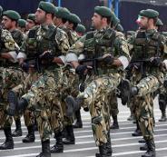 الحرس الثوري الايراني وحزب الله في الجولان