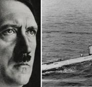 غواصة هتلر