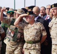 الجيش الاردني واسرائيل