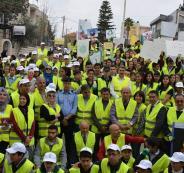بلدية رام الله تطلق فعاليات يوم النظافة الوطني