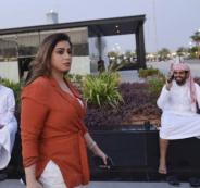 سعوديات بدون عباءة