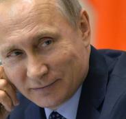 بوتين يثير الضحك بروايته