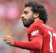 صلاح لا يسجل اهدافا مع ليفربول