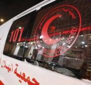 إصابة بالغة لطفل جراء الألعاب النارية شرق قلقيلية