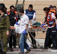 اطلاق النار على سيدة فلسطينية على حاجز زعترة
