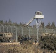 حزب الله والجيش الاسرائيلي في جنوب لبنان