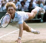 إفلاس نجم كرة المضرب السابق بوريس بيكر