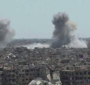 داعش في دمشق