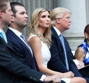 ترامب يطرد ابنته إيفانكا وزوجها من البيت الأبيض
