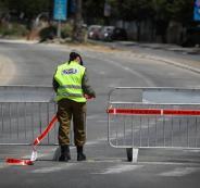 اسرائيل والاغلاق الشامل