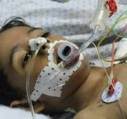استشهاد الطفل محمد صالح ابو هداف