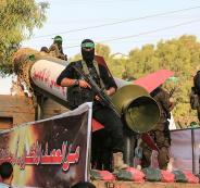 القسام واسرائيل وقطاع غزة