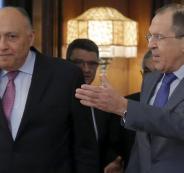 قمة روسية مصرية لمكافحة