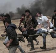 اصابة شاب برصاص الاحتلال شمال غزة