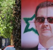 ليبرمان وبشار الأسد