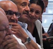 لجنة التواصل مع المجتمع الاسرائيلي في منظمة التحرير الفلسطينية